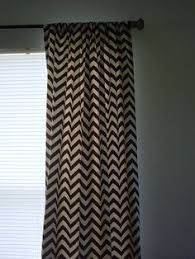 Black Ivory Curtains Add A Touch Of Damask To Your Home Decor With These Black And