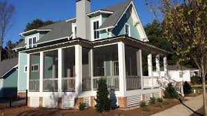 Southern Living Idea House 2014 by Southern Living House Plans Sugarberry Cottage