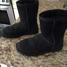 ugg boots sale at nordstrom 64 ugg boots black uggs from nordstrom size 7 barely worn