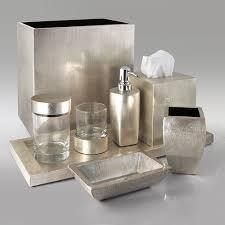 designer bathroom accessories gail deloach bath accessories gail deloach lacquer antique