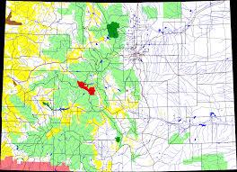 Map Of Northern Colorado by Cowboy Kisses San Juan Mountains Colorado Highest Peaks Colorado
