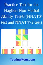 129 best naglieri nonverbal ability test nnat test or nnat 2
