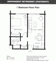 apartments 1 bedroom flat plan bedroom apartment house plans