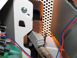 halloween prop motors turning a broken microwave into a halloween prop