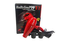 babyliss pro volare hair dryer babyliss pro v1 volare hair dryer model babfrv1c groupon