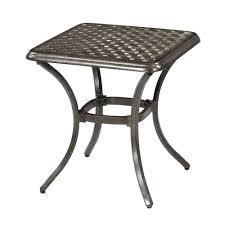 Aluminum Bistro Table And Chairs Agio 24 Cast Aluminum Bistro Set
