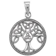 925 sterling silver celtic knots family tree of