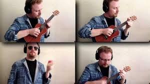 ukulele tutorial get lucky daft punk get lucky awesome ukulele version youtube