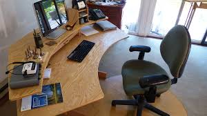 Ergonomic Computer Desk The Nelzone Desk U2013 Mynelzone