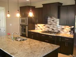kitchen backsplash glass tile design 34 beautiful backsplash glass tile pics home decorating ideas