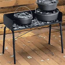lodge dutch oven table dutch oven cooking google search dutch oven cooking pinterest
