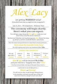 Wedding Ceremony Programs Diy Best 25 Outside Wedding Ceremonies Ideas On Pinterest Outside