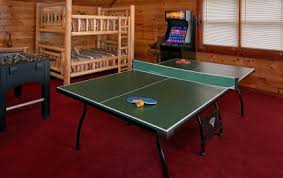 Pool And Ping Pong Table Live Laugh Love Pool Lodge Cabin In Cosby Elk Springs Resort
