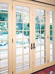 Patio French Doors Home Depot by Patio Double Doors Slider Replacements Double Patio Doors With
