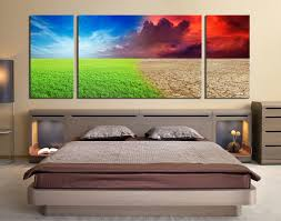 3 piece wall decor colorful multi panel canvas scenery canvas 3 piece large canvas bedroom canvas wall art scenery wall decor colorful large