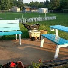 folding picnic table to bench combo picture with excellent folding
