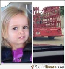 Meme Little Girl - girl memes me regala creeped out little girl meme en memegen