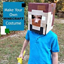 minecraft costumes make your own minecraft costume easy diy just a creativity
