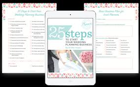 wedding planning business start your wedding planning business