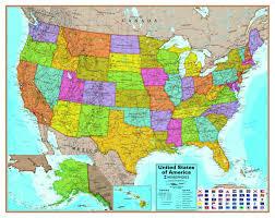 Image United States Map by Amazon Com Hemispheres Usa Map Toys U0026 Games