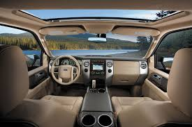 ford bronco 2015 interior spied 2015 ford expedition interior uncovered