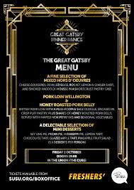 great gatsby dinner dance tag archive students u0027 union blog