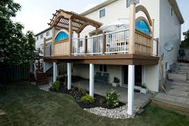 what we do backyard deck design by paul lafrance design