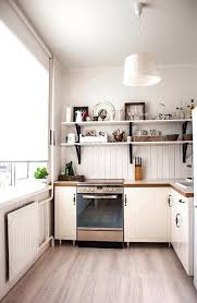 Open Kitchen Design For Small Kitchens Ways To Open Small Kitchens To Space Saving Ideas From Ikea