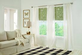 Mock Roman Shade Valance - go faux how to decorate with faux roman shadeshome u0026 happiness