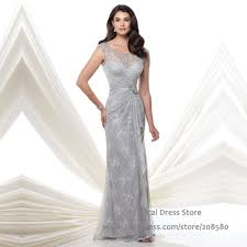 silver grey dresses wedding silver gray gown fashion dresses