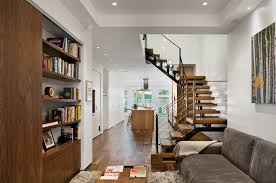 Interior Design Brooklyn by Brooklyn Triplex Full Service Interior Design Studio Builtin