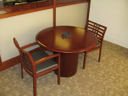 Cool Meeting Table Vecta 42 U2033 Round Conference Table Executive Liquidation U2013 Quality