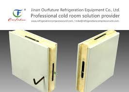 panneau de chambre froide à haute densité de polyuréthane d isolation pour la chambre froide
