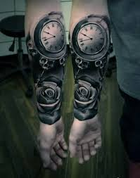 best pocket watch tattoos page 8 golfian com