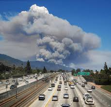 Wildfire La Area by L A County Sheriff Two Bodies Found In Wildfire Burn Zone