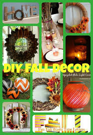 Pinterest Fall Decorations For The Home - decorate your home for fall with these easy ideas from bloggers
