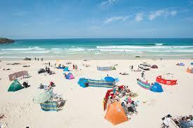 What Is Blue Flag Beach Porthminster Beach