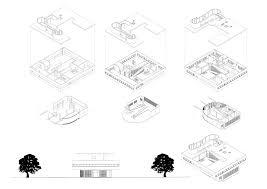Villa Savoye Floor Plan Kevin Si Week 3 Villa Savoye Plans