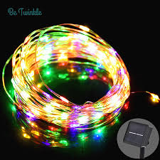 Christmas Lights Solar Powered by Online Buy Wholesale Solar Powered Led Christmas Lights From China