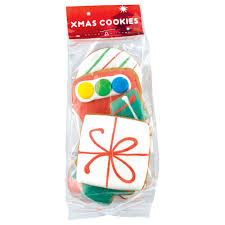 buy instore bakery christmas cookies boot mix 4pk online at