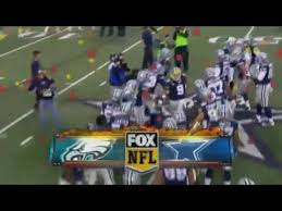 fox nfl pregame eagles v cowboys thanksgiving