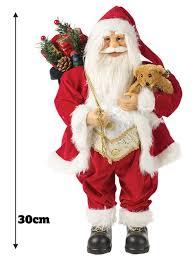 standing santa claus decoration ornament
