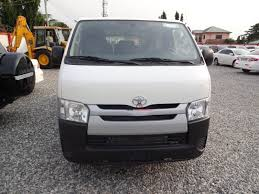 toyota hiace van std roof u2013 swiss group limited