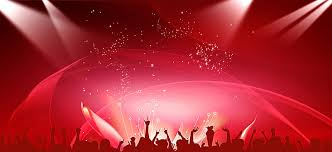 party banner flat party banner background light party background