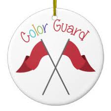color guard ornaments keepsake ornaments zazzle