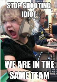 Angry Girl Meme - awesome gaming pics that will slaughter your boredom funny humor