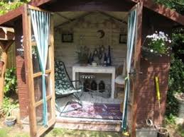 22 best shed interiors images on pinterest beach huts garden