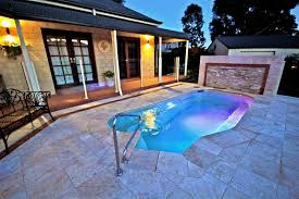 outdoor amazing outdoor fiberglass pool swimming perfect for