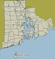 map of ma and ri water delivery service rhode island ri massachusetts ma