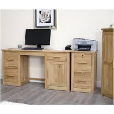 Solid Oak Office Desk Solid Oak Furniture Oak Desks Office Furniture Arden Collection